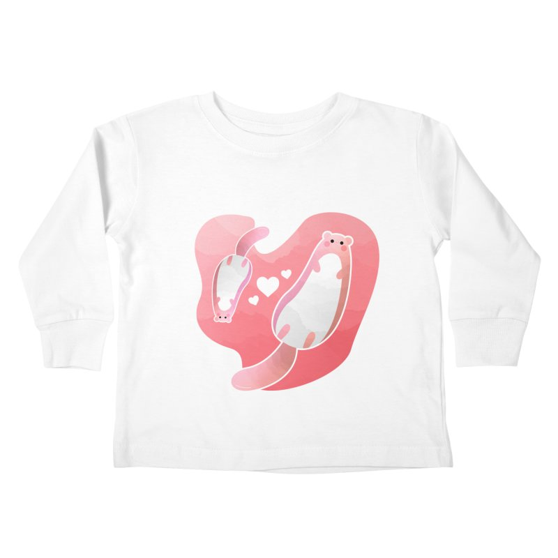 Happy Mother's Day Kids Toddler Longsleeve T-Shirt by theladyernestember's Artist Shop
