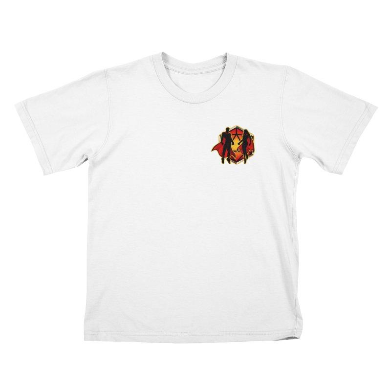 Legendary Pocket Dice Kids T-Shirt by The Legends Casts's Shop
