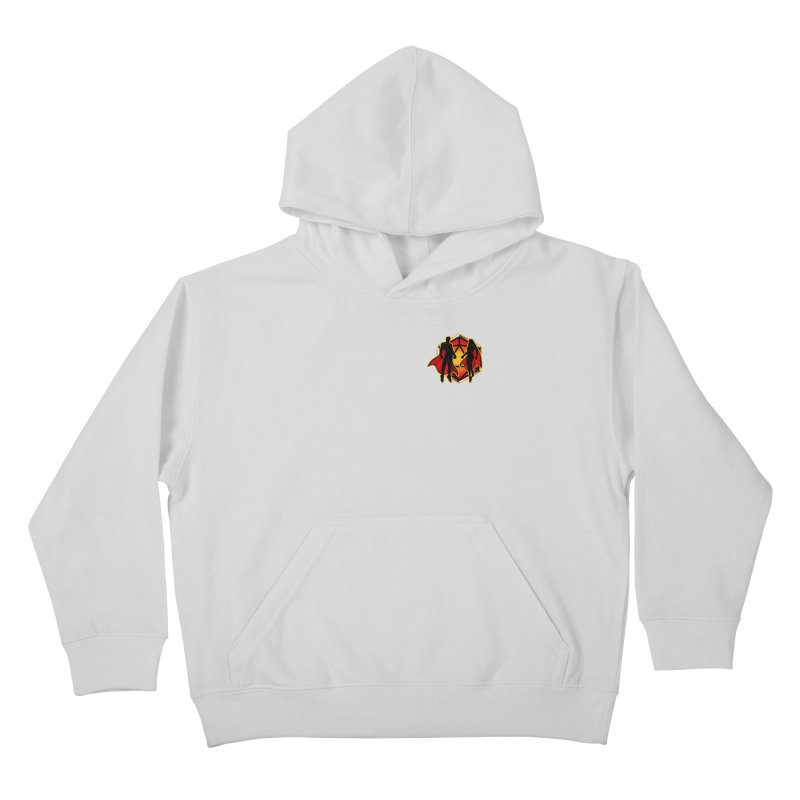 Legendary Pocket Dice Kids Pullover Hoody by The Legends Casts's Shop
