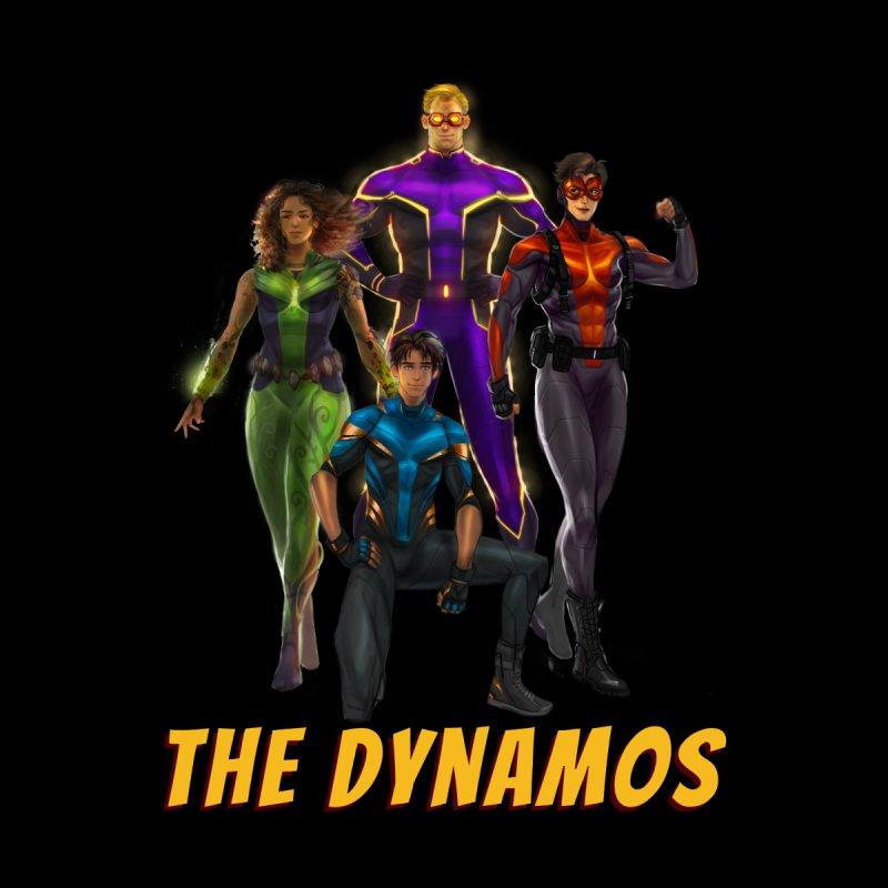 The Dynamos Men's T-Shirt by The Legends Casts's Shop