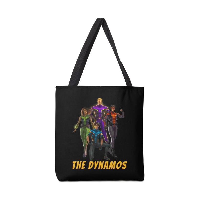 The Dynamos Accessories Bag by The Legends Casts's Shop