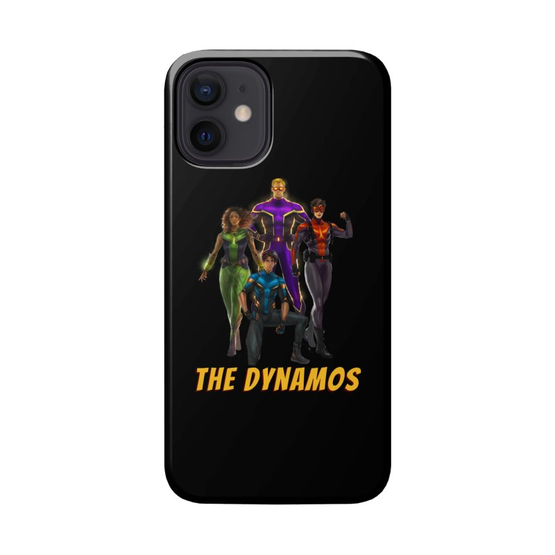 The Dynamos Accessories Phone Case by The Legends Casts's Shop