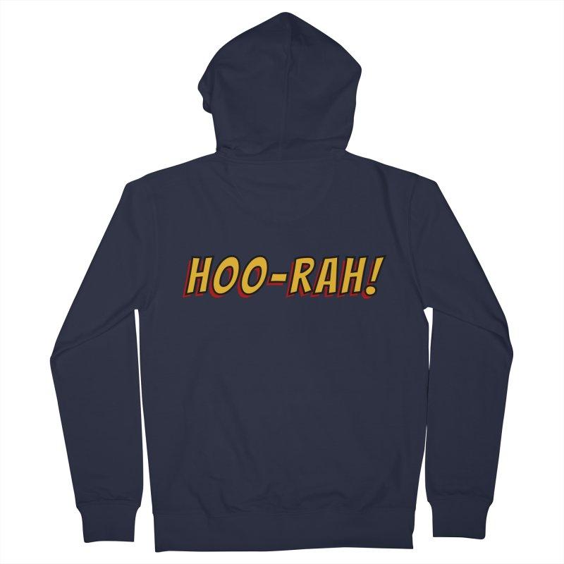 HOO-RAH! Women's Zip-Up Hoody by The Legends Casts's Shop