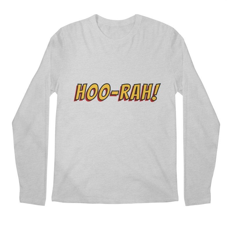 HOO-RAH! Men's Longsleeve T-Shirt by The Legends Casts's Shop