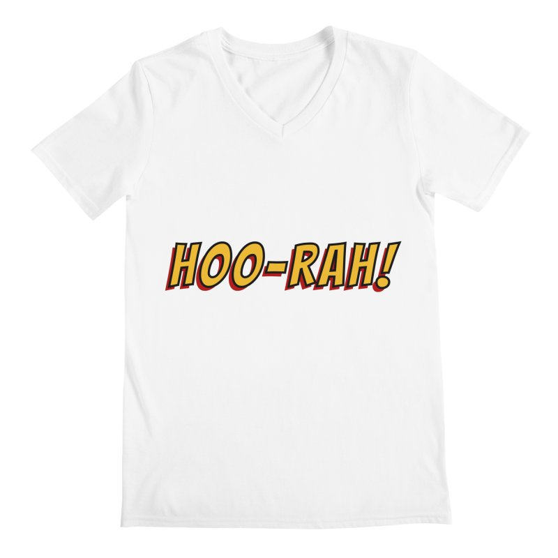 HOO-RAH! Men's V-Neck by The Legends Casts's Shop