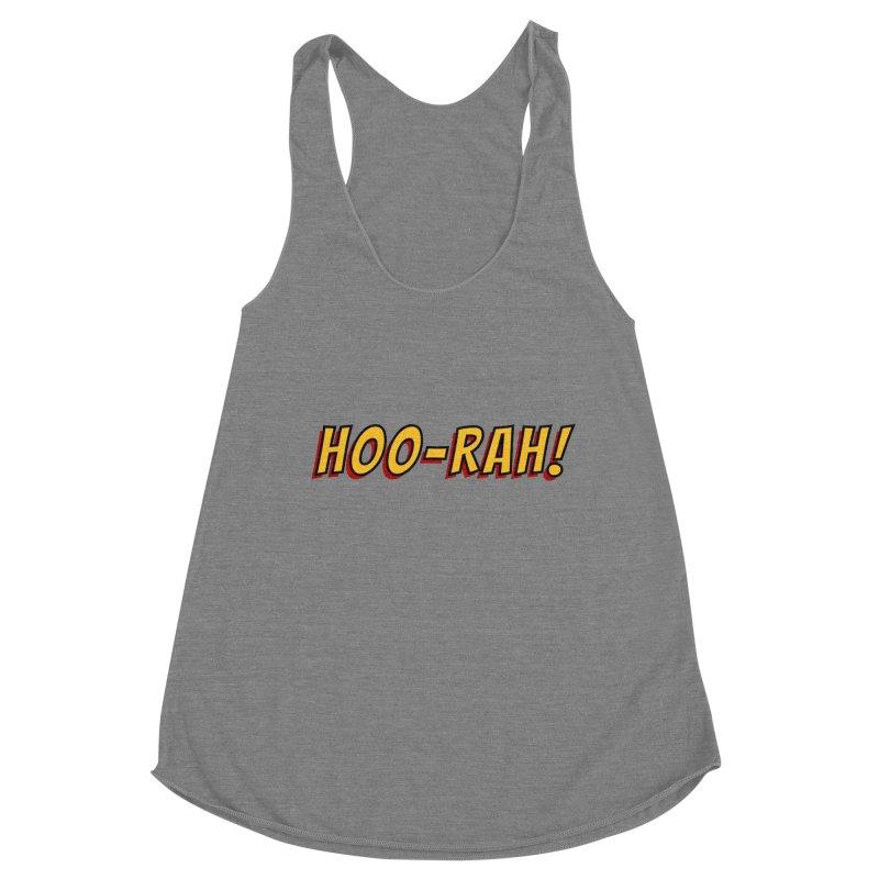 HOO-RAH! Women's Tank by The Legends Casts's Shop