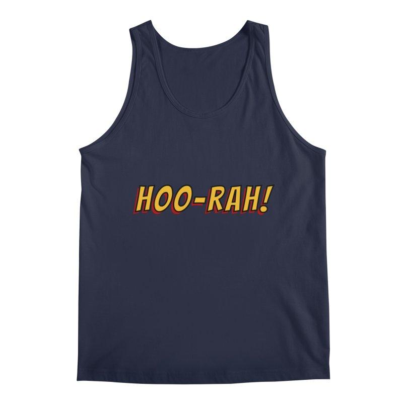 HOO-RAH! Men's Tank by The Legends Casts's Shop