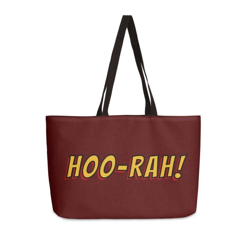 HOO-RAH! Accessories Bag by The Legends Casts's Shop