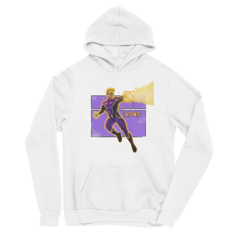 ATOMIC Women's Pullover Hoody by The Legends Casts's Shop