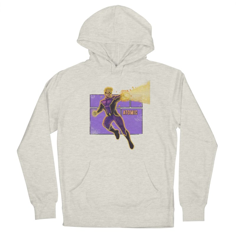 ATOMIC Men's Pullover Hoody by The Legends Casts's Shop