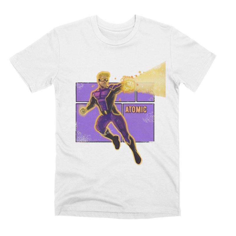 ATOMIC Men's T-Shirt by The Legends Casts's Shop