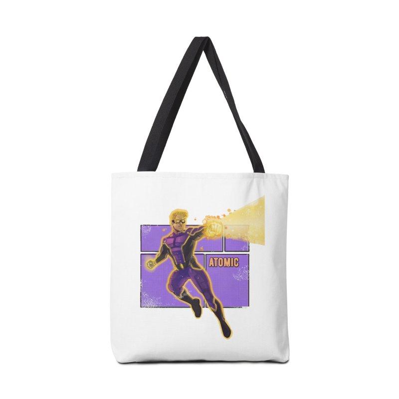 ATOMIC Accessories Bag by The Legends Casts's Shop