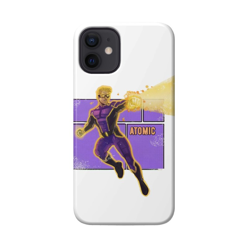 ATOMIC Accessories Phone Case by The Legends Casts's Shop