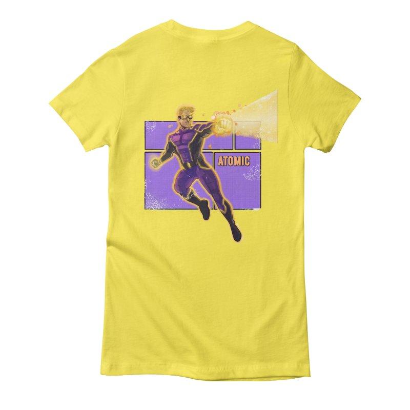 ATOMIC Women's T-Shirt by The Legends Casts's Shop