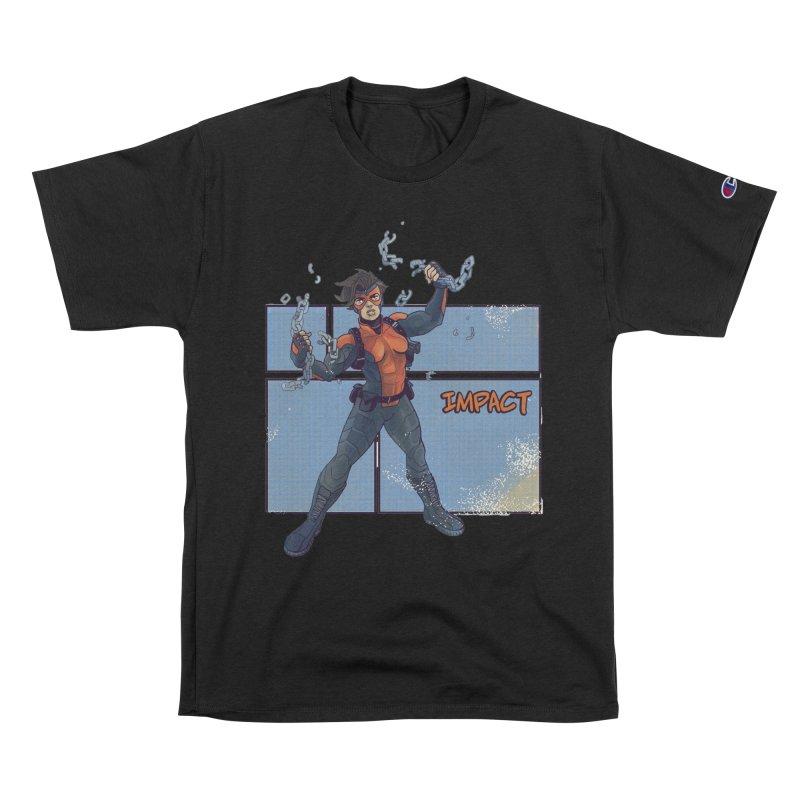 IMPACT Men's T-Shirt by The Legends Casts's Shop