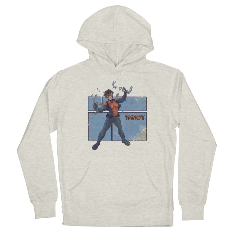 IMPACT Women's Pullover Hoody by The Legends Casts's Shop