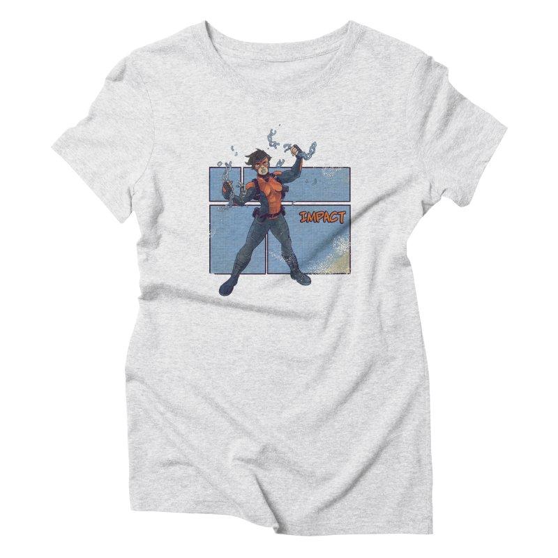 IMPACT Women's T-Shirt by The Legends Casts's Shop