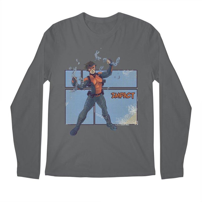 IMPACT Men's Longsleeve T-Shirt by The Legends Casts's Shop