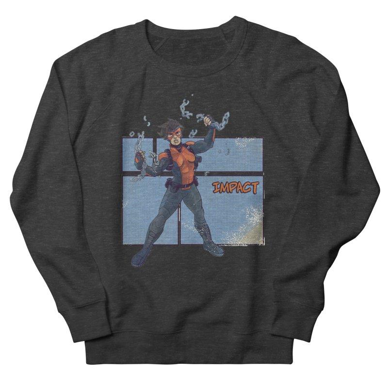 IMPACT Men's Sweatshirt by The Legends Casts's Shop