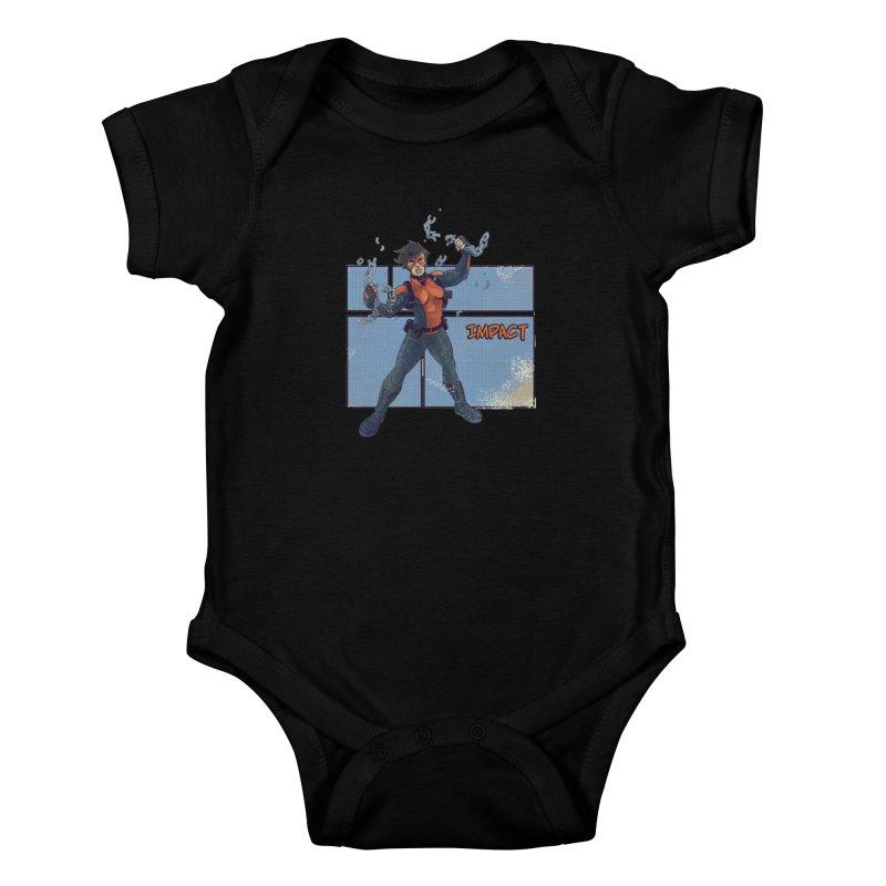 IMPACT Kids Baby Bodysuit by The Legends Casts's Shop