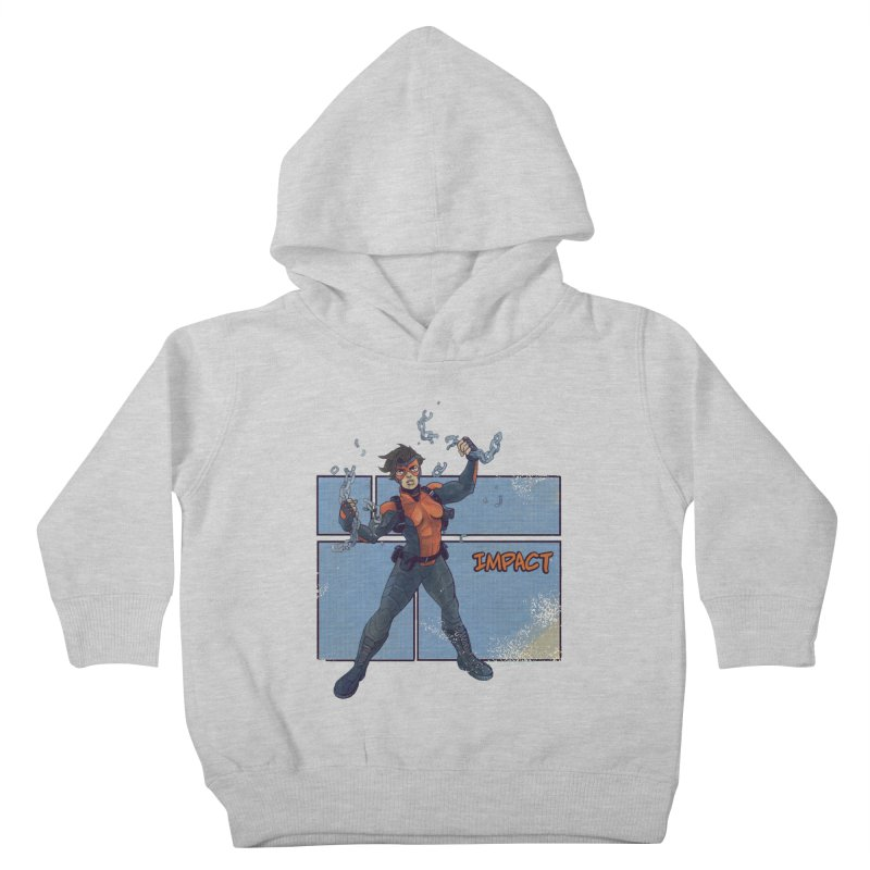 IMPACT Kids Toddler Pullover Hoody by The Legends Casts's Shop