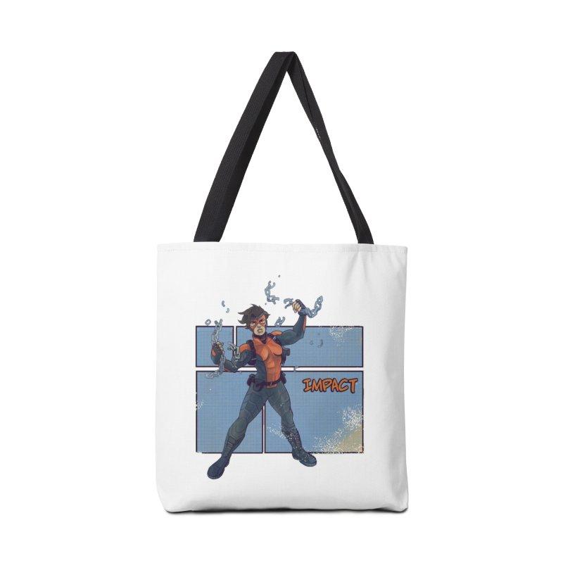 IMPACT Accessories Bag by The Legends Casts's Shop
