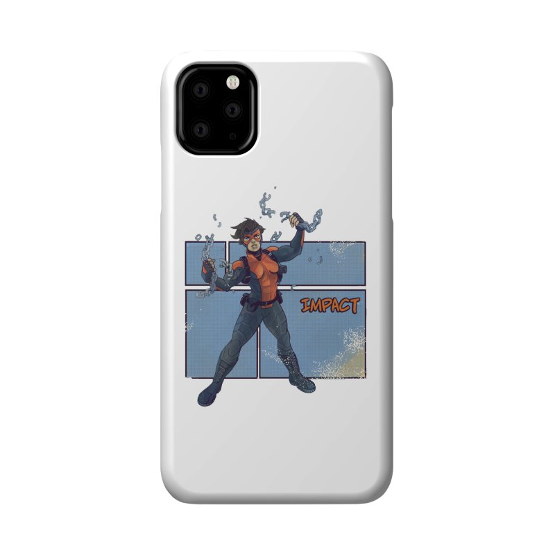 IMPACT Accessories Phone Case by The Legends Casts's Shop