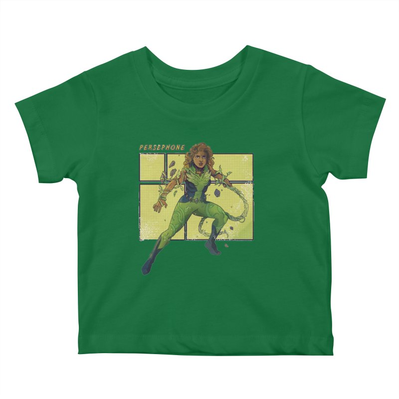 PERSEPHONE Kids Baby T-Shirt by The Legends Casts's Shop