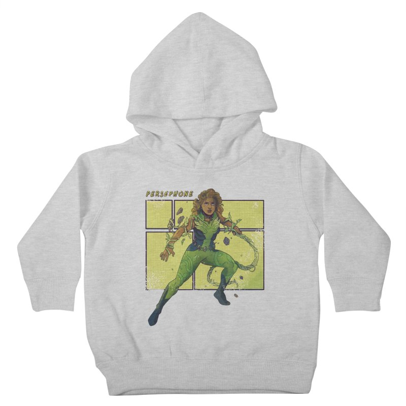 PERSEPHONE Kids Toddler Pullover Hoody by The Legends Casts's Shop