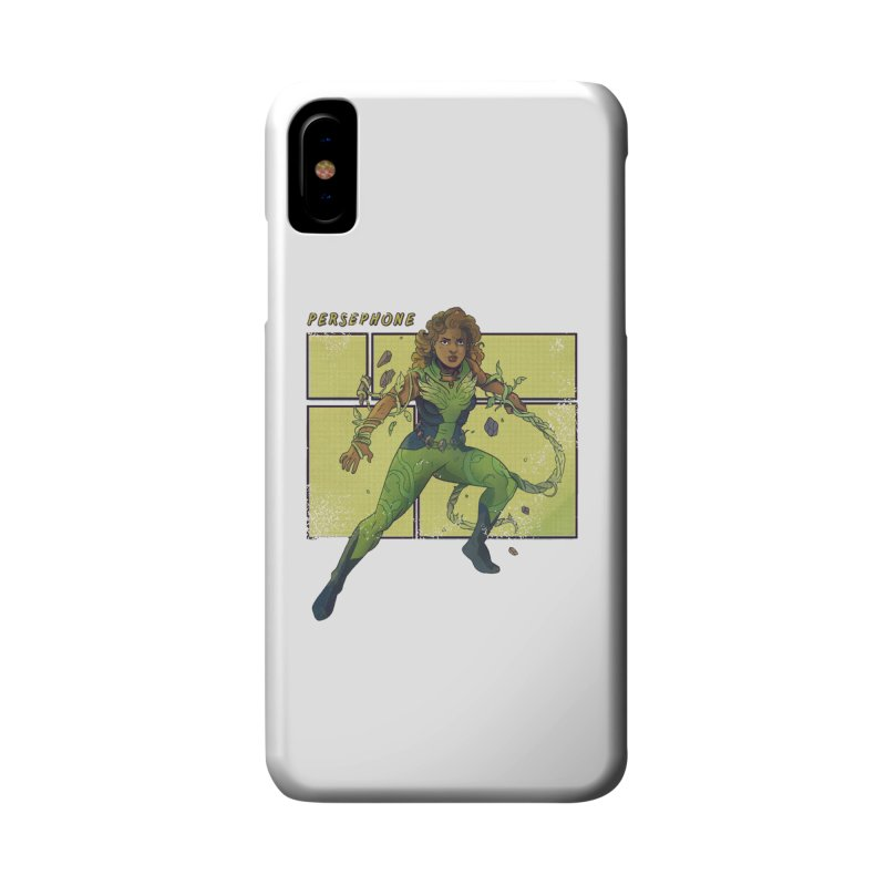 PERSEPHONE Accessories Phone Case by The Legends Casts's Shop