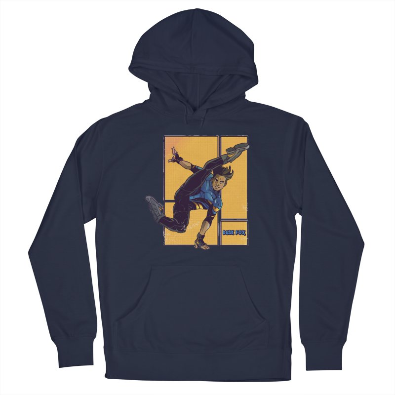DUSK FOX Men's Pullover Hoody by The Legends Casts's Shop