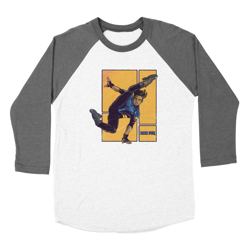 DUSK FOX Women's Longsleeve T-Shirt by The Legends Casts's Shop
