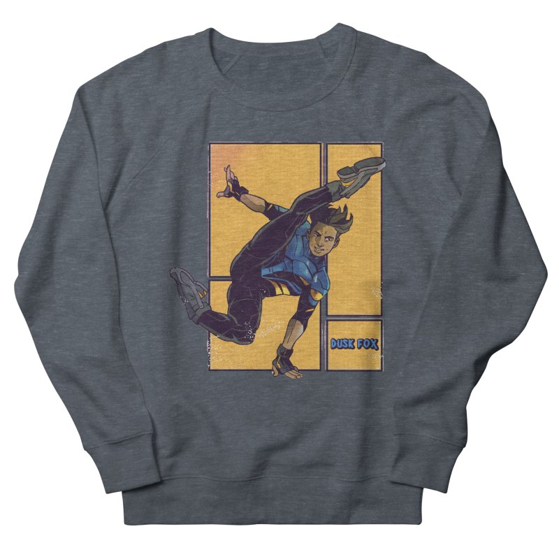 DUSK FOX Women's Sweatshirt by The Legends Casts's Shop