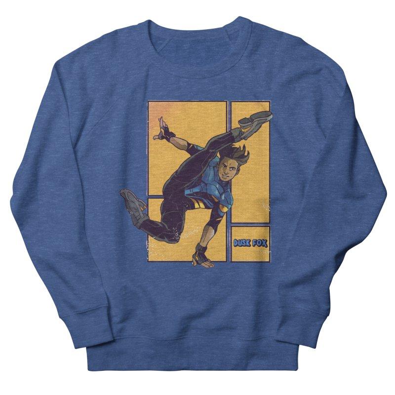 DUSK FOX Men's Sweatshirt by The Legends Casts's Shop