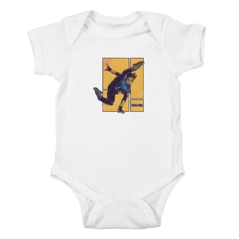 DUSK FOX Kids Baby Bodysuit by The Legends Casts's Shop