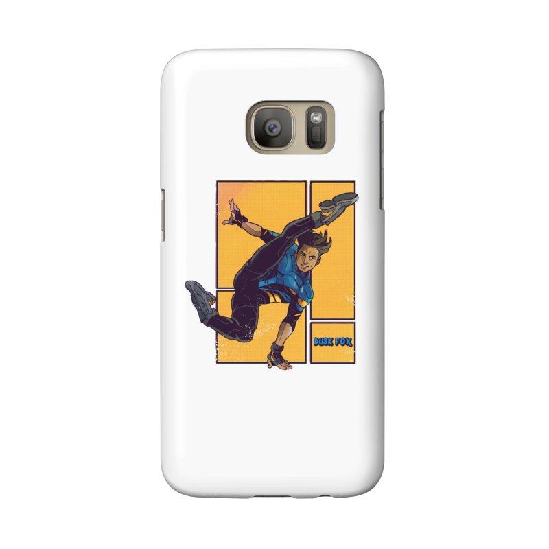 DUSK FOX Accessories Phone Case by The Legends Casts's Shop