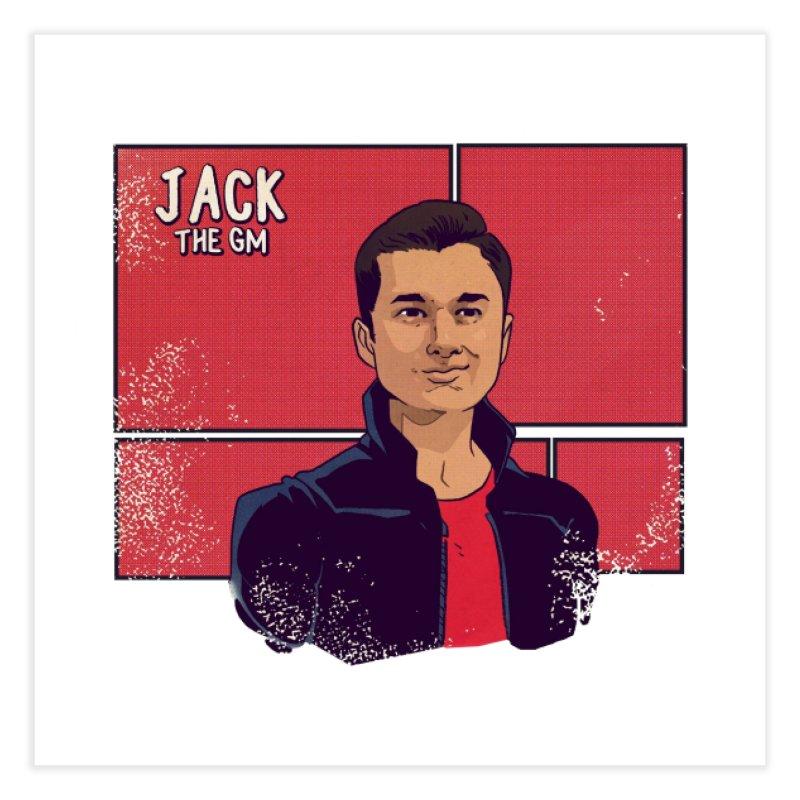JACK Home Fine Art Print by The Legends Casts's Shop