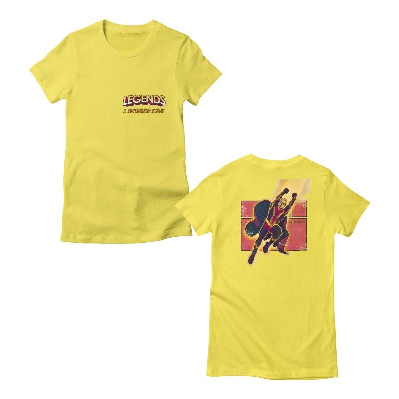 UNITED Women's T-Shirt by The Legends Casts's Shop
