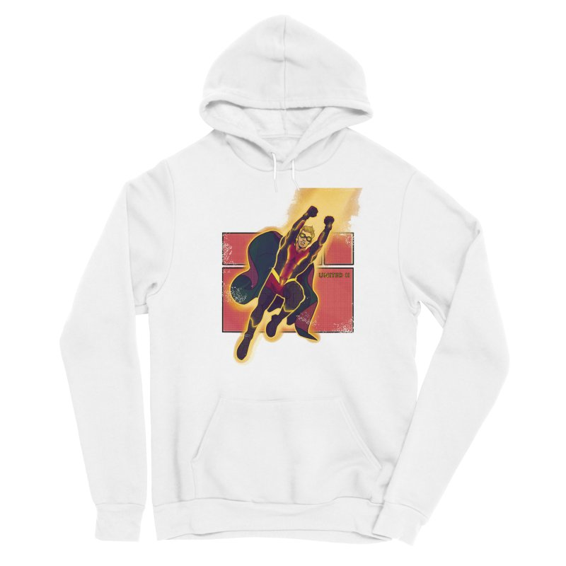 UNITED Men's Pullover Hoody by The Legends Casts's Shop