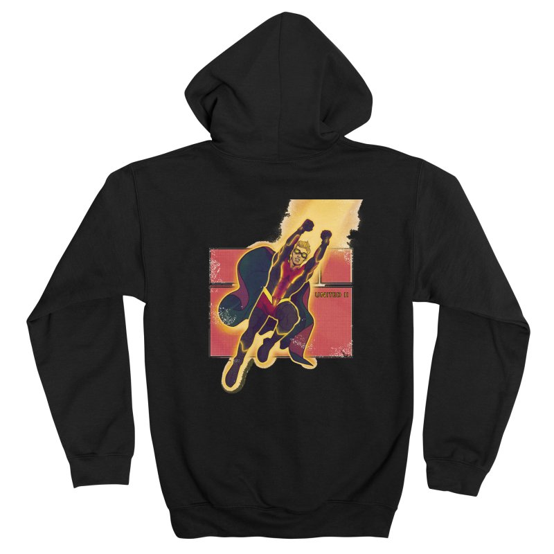 UNITED Women's Zip-Up Hoody by The Legends Casts's Shop