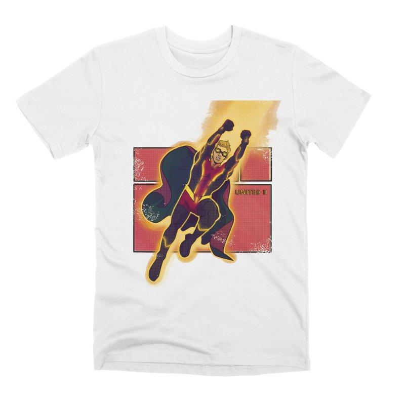 UNITED Men's T-Shirt by The Legends Casts's Shop