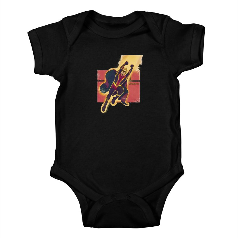 UNITED Kids Baby Bodysuit by The Legends Casts's Shop