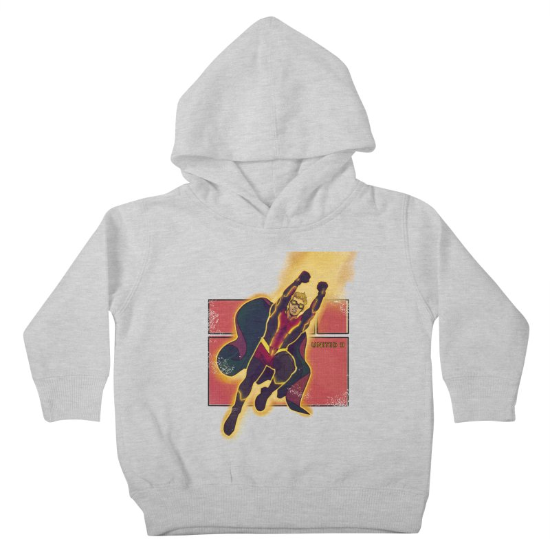 UNITED Kids Toddler Pullover Hoody by The Legends Casts's Shop
