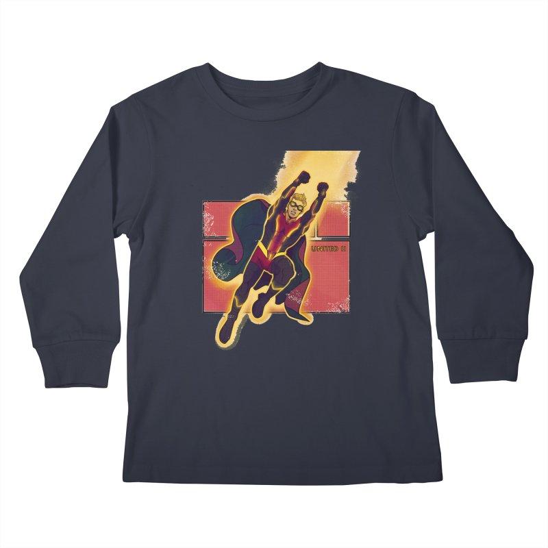 UNITED Kids Longsleeve T-Shirt by The Legends Casts's Shop