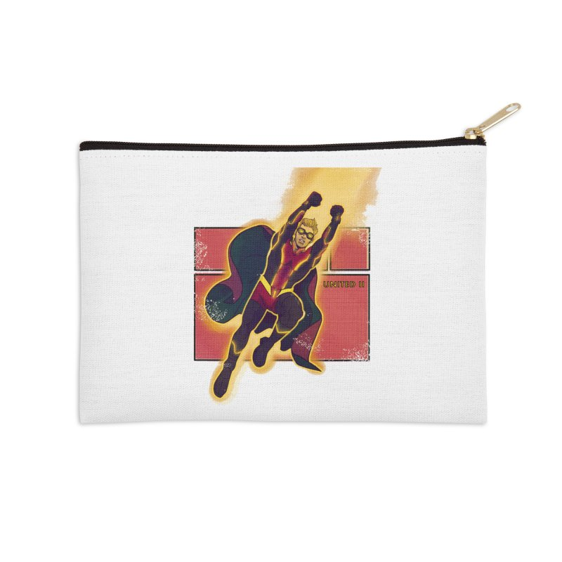 UNITED Accessories Zip Pouch by The Legends Casts's Shop