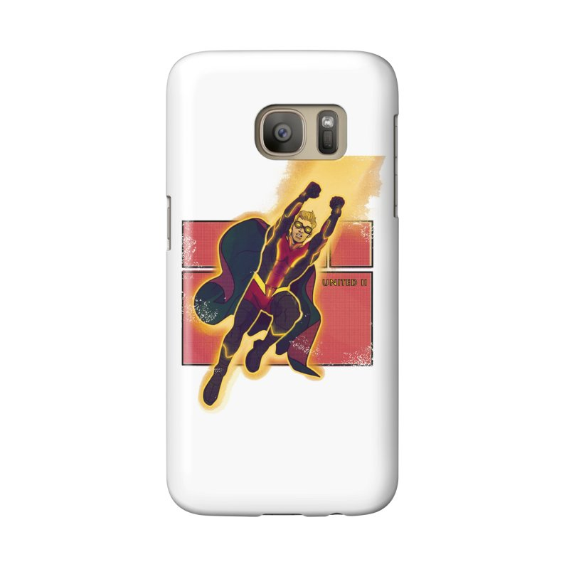 UNITED Accessories Phone Case by The Legends Casts's Shop