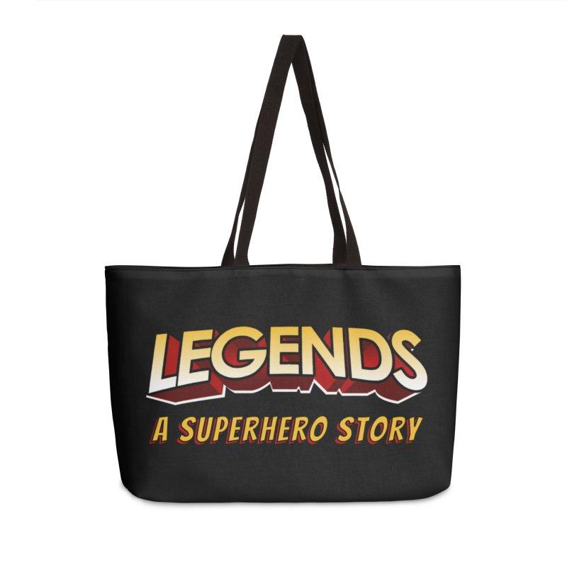 Legends: A Superhero Story (no dice) Accessories Bag by The Legends Casts's Shop
