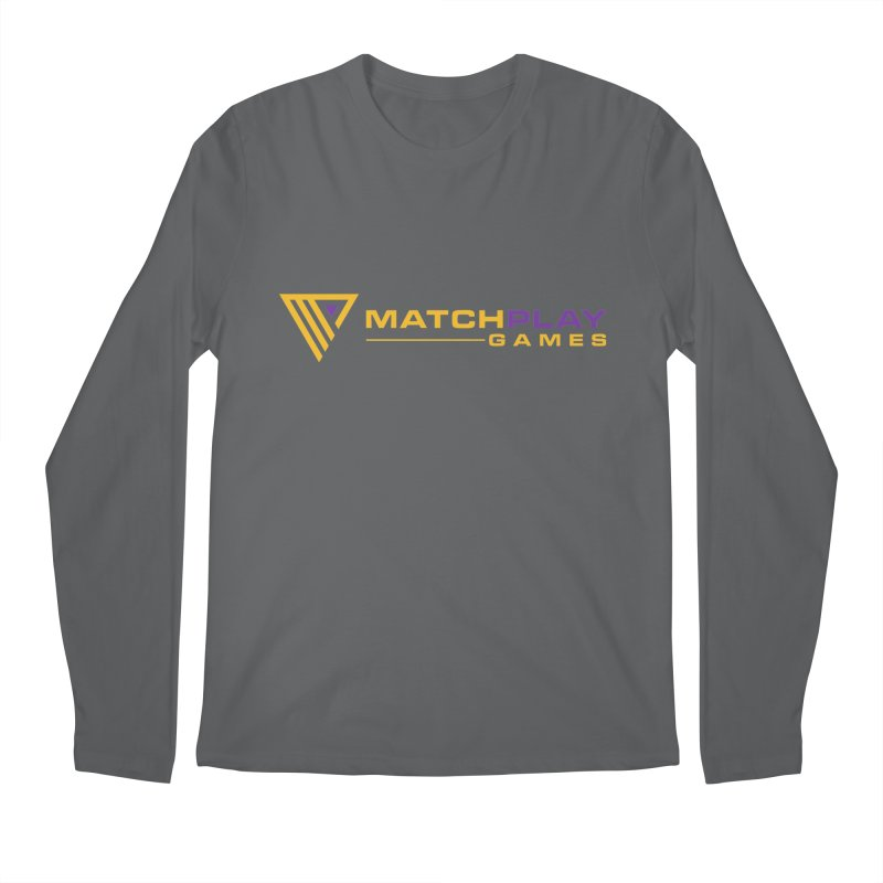 MatchPlay Games Men's Longsleeve T-Shirt by The Legends Casts's Shop