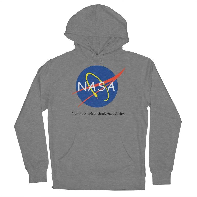 NASA- North American Snek Association Women's Pullover Hoody by theletterandrew's Artist Shop