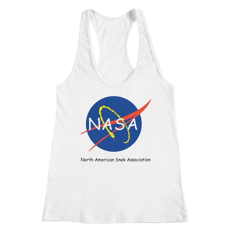 NASA- North American Snek Association Women's Tank by theletterandrew's Artist Shop